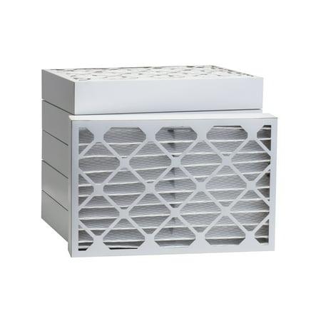 16x21x4 Dust & Pollen Comparable Air Filter MERV 8 - 6PK