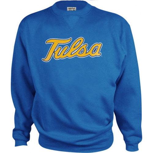NCAA - Tulsa Golden Hurricane Perennial Crewneck Sweatshirt
