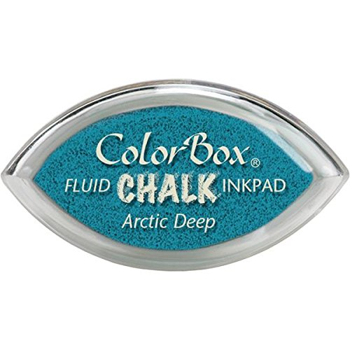 ColorBox Chalk Cats Eye Ink Pads, Arctic Deep Multi-Colored