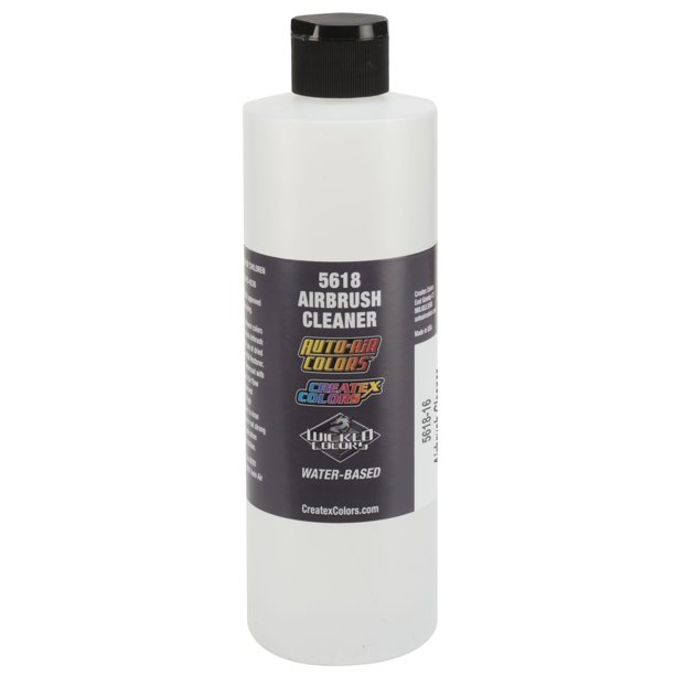Createx Airbrush Cleaner, 16 oz.