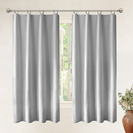 DriftAway Insulated Blackout Curtain Liner For Grommet 63 Inch