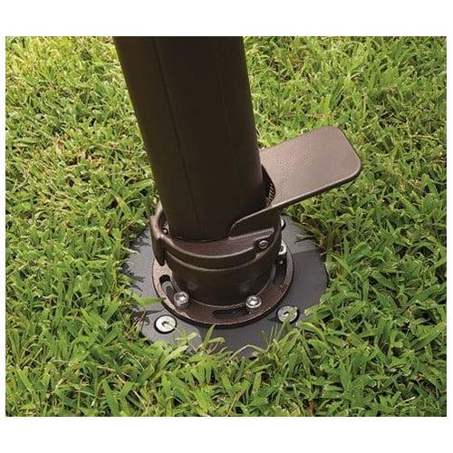 Simply Shade Steel In Ground Umbrella Mount Kit for Fiji & Bali Series