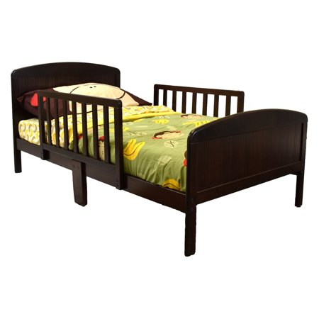 Russell Children Harrisburg XL Wooden Toddler Bed, Multiple Colors