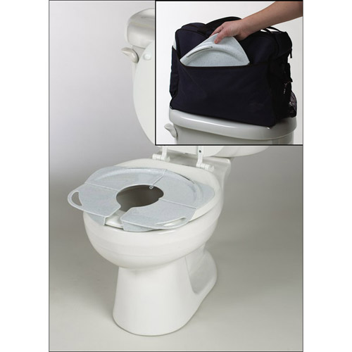 Primo Folding Potty Seat with Handles