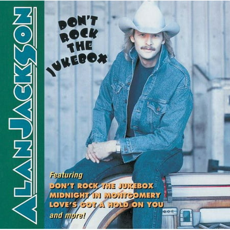 Don't Rock the Jukebox (CD)