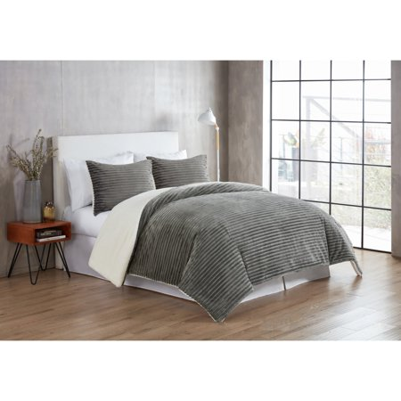 alternative style winter sherpa ease mink set sale chezmoi bedding comforter reversible collection micromink with down comforters micro piece