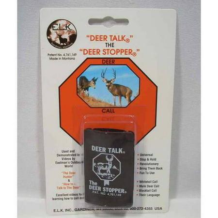 Heat Deer Call - Elk Call Deer Talk, The Deer Stopper Call