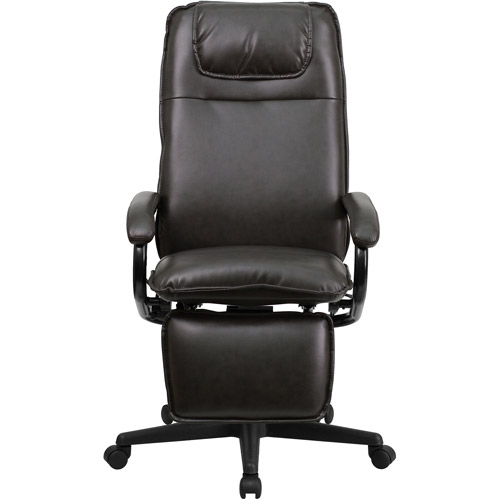 Flash Furniture High Back Leather Executive Reclining Office Chair Walmart comFlash Furniture High Back Leather Executive Reclining Office Chair  sc 1 st  Wowpen.us & Recliner Office Chair. VIVA OFFICE High Back Bonded Leather ... islam-shia.org