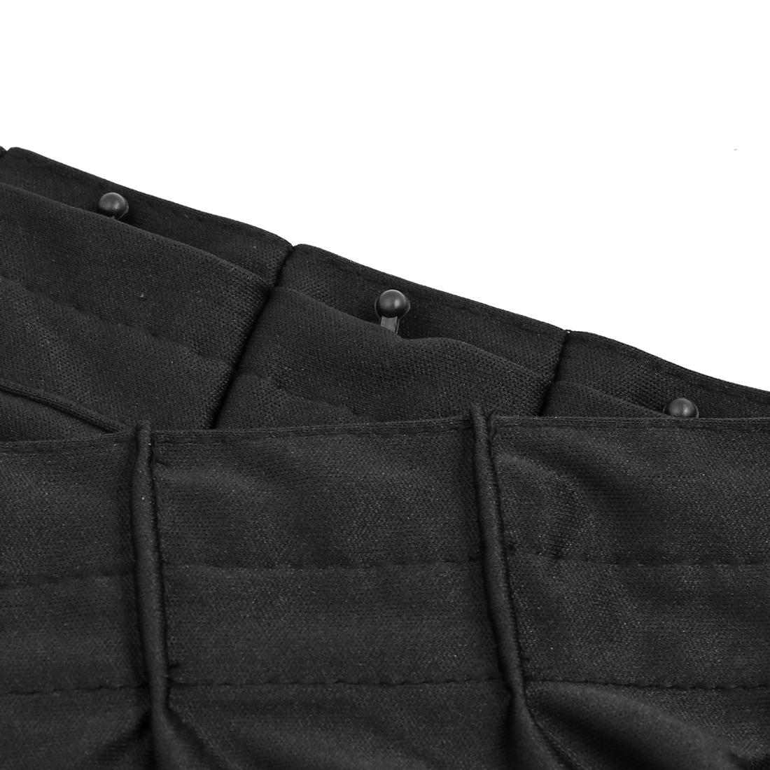 2 Pcs 70 x 47cm réglable noir VIP Voiture rideau pare-soleil pare-soleil fenêtre UV - image 6 de 7