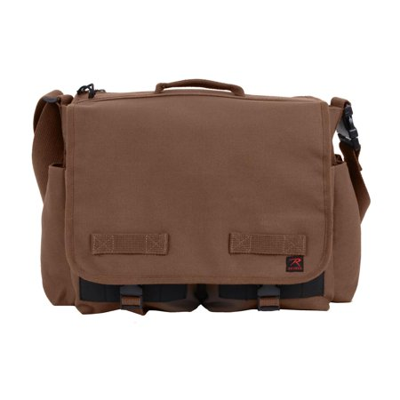 Rothco Concealed Carry Canvas Molle Messenger Bag