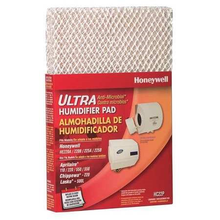 Humidifier Pad for HE220A/HE240A HONEYWELL HC22P1001/U
