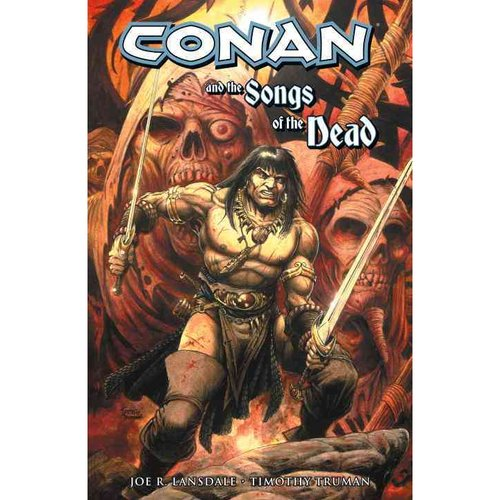 Conan and the Songs of the Dead
