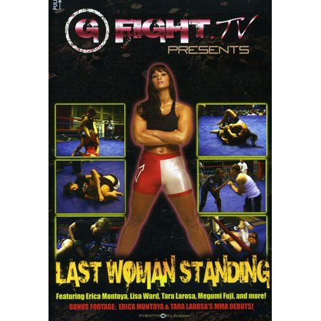 G Fight Tv Studios  Last Woman Standing