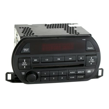 2002 2003 2004 Nissan Altima AM FM CD Player Radio OEM Original PY020 281858J100 -