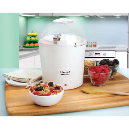 Euro Cuisine 2 Qt Yogurt And Greek Yogurt Maker