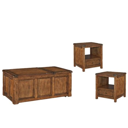 Coffee And End Table Sets With Storage 6