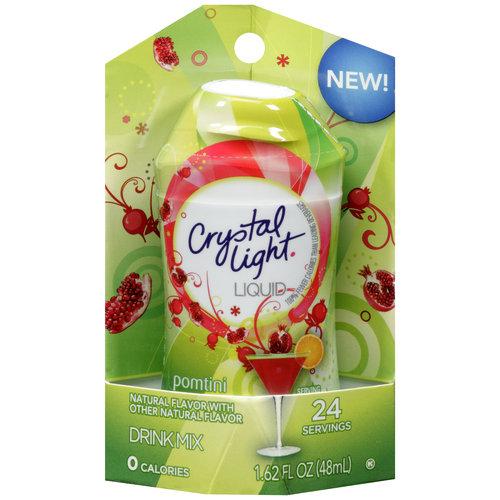Crystal Light Pomtini Liquid Drink Mix, 1.62 fl oz