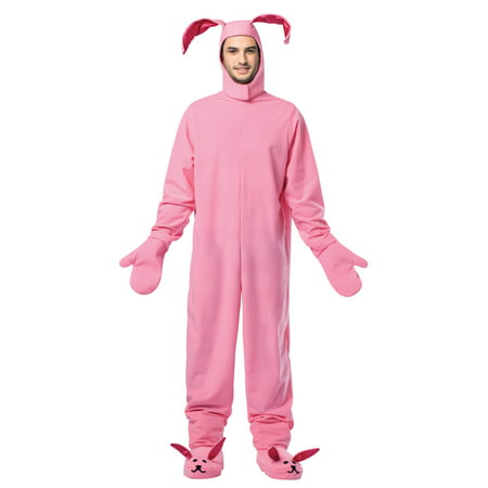 A Christmas Story Ralphie's Bunny Suit Halloween Costume](Creative Christmas Costume Ideas)