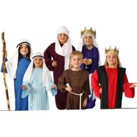 Story of Christ Biblical Gown Child Costume