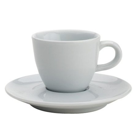(Cafe Collection Espresso Cup and Saucer BST02KT00, Dishwasher safe By Sur La Table)