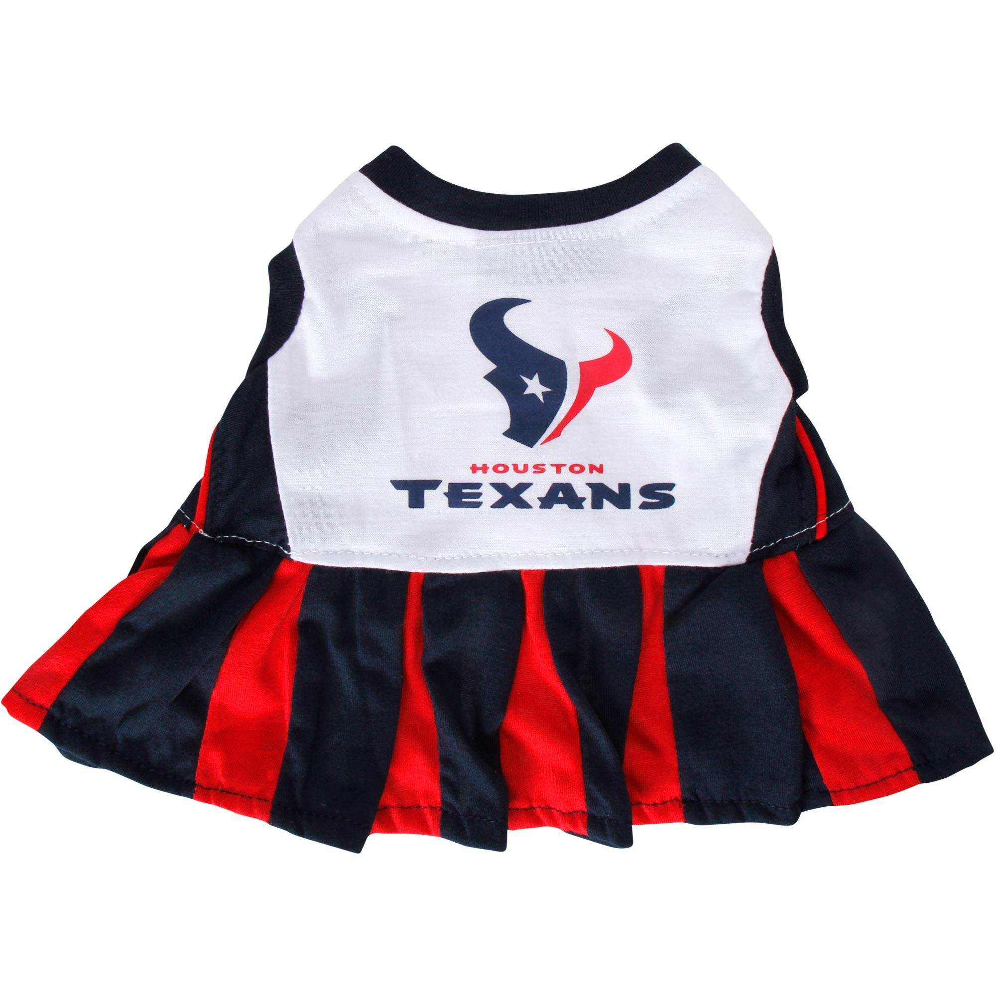 Houston Texans Cheerleader Pet Uniform