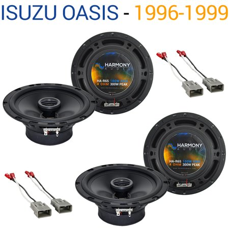 - Isuzu Oasis 1996-1999 Factory Speaker Replacement Harmony (2) R65 Package New