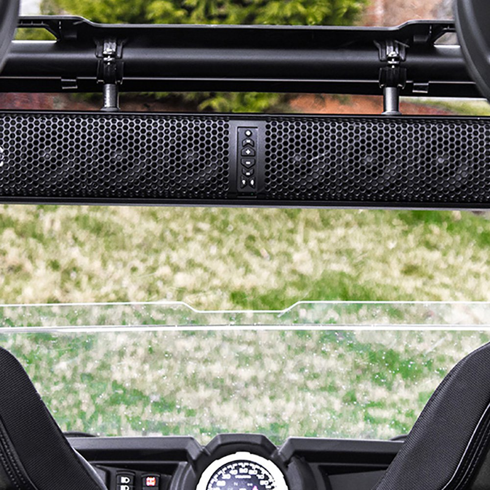 Hifonics Thor Powered Bluetooth ATV UTV 10-Speaker Sound Bar w/Amp | TPS10