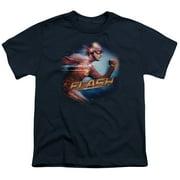 The Flash Fastest Man Big Boys Shirt