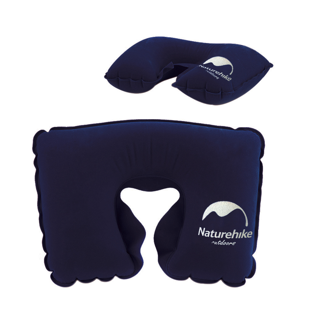 Pixnor Naturehike Inflatable Soft U Pillow Travel