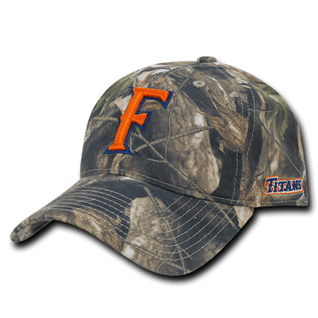- NCAA CSUF Fullerton Cal State U Titans Relaxed Hybricam Camouflage Caps Hats