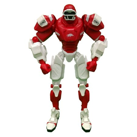 Arkansas Razorbacks Fox Sports Cleatus the Robot v2.0 Action Figure - No (Team Cleatus Fox)