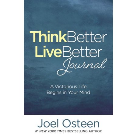 Think Better  Live Better Journal