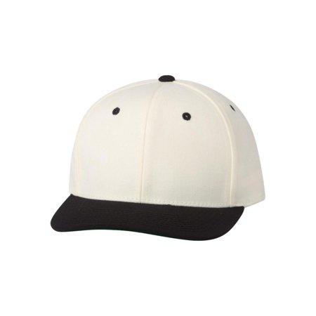 Yupoong Headwear Classic Flat Bill Snapback Cap - Walmart.com 322845552791