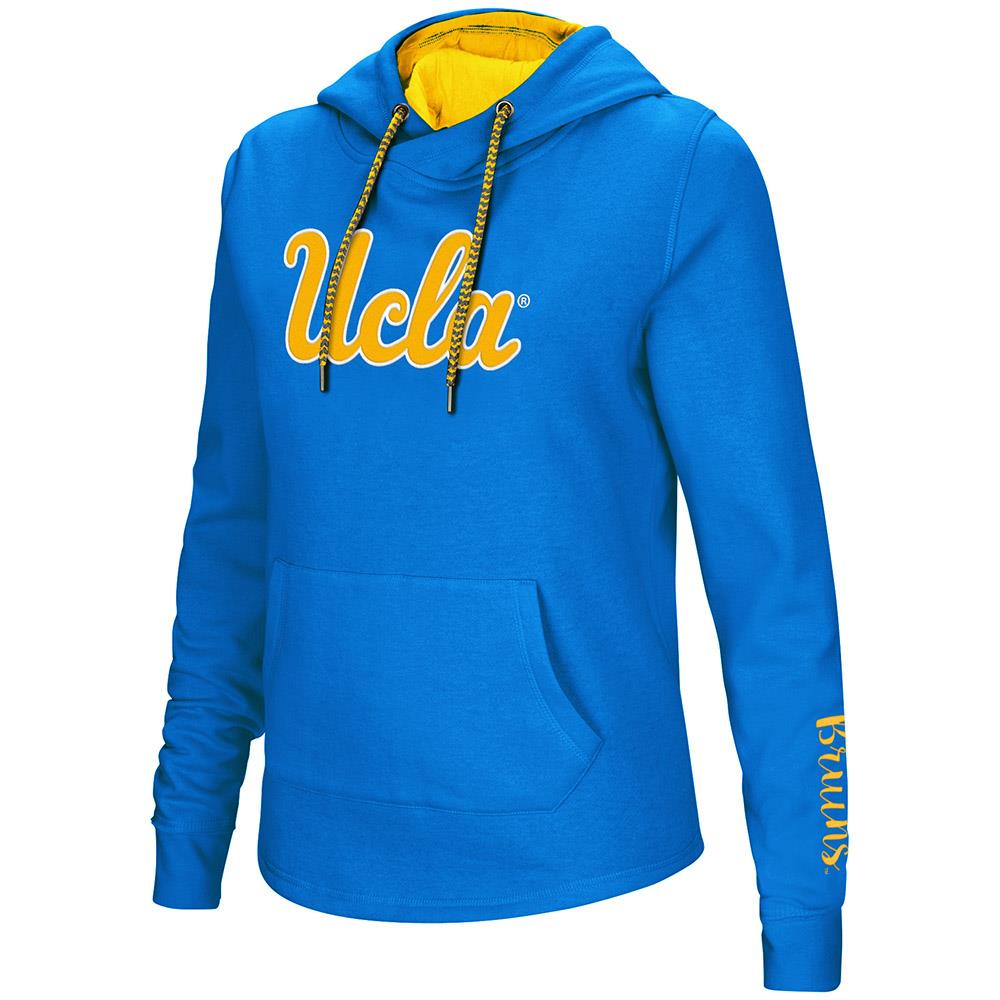 Womens UCLA Bruins Pull-over Hoodie - XL