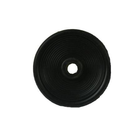 Replacement Part For 505-D80 Models Vacuum Cleaner Black Narrow Rear Wheel # K-58-6 Vacuum Cleaner Rear Wheel