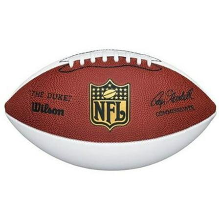 2016 NFL DRAFT Wilson NFL Autograph Model Football ()