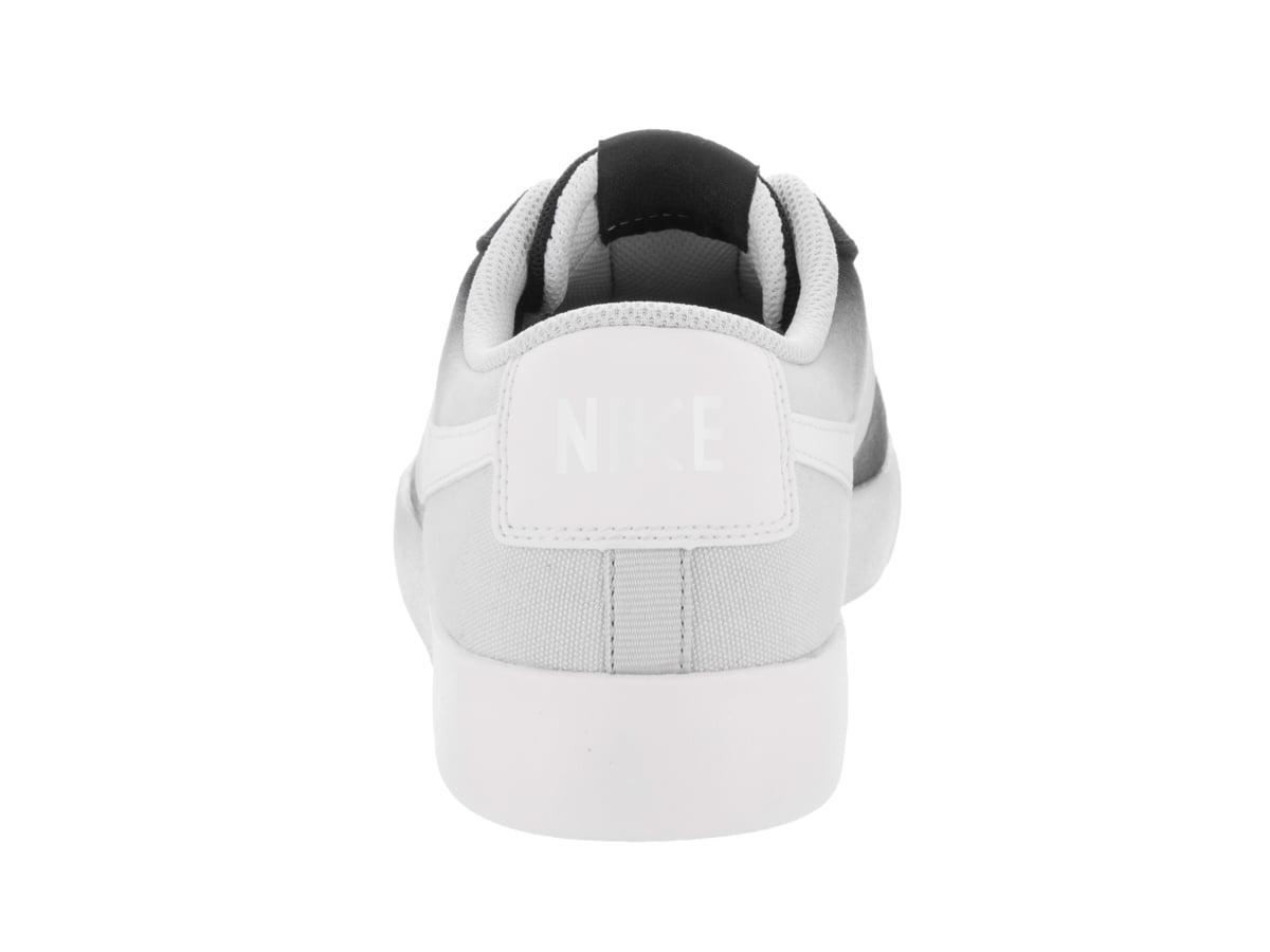 Nike Men's Sb Blazer Pure Vapor Black / White Pure Blazer Platinum Ankle-High Canvas Skateboarding Shoe - 9M d4341a