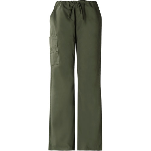 Olive Grove Flare Leg Pant