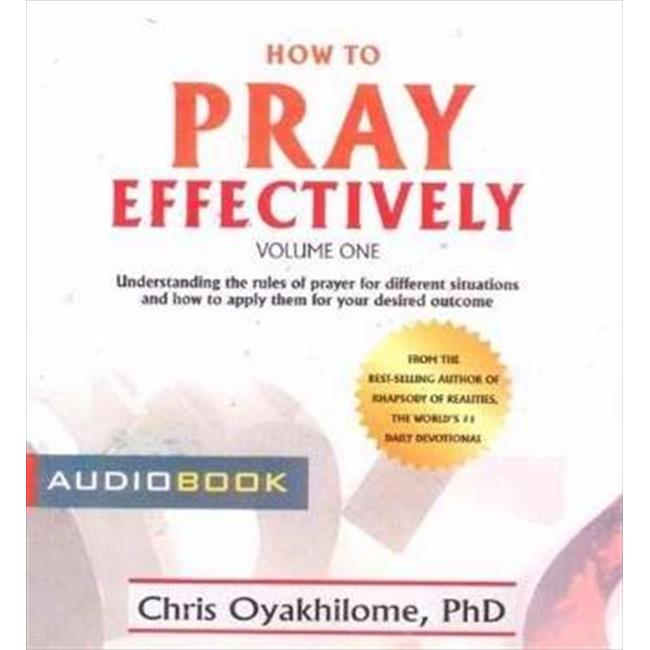 Loveworld Publishing 109504 Disc How To Pray Effectively 1 Cd - image 1 de 1