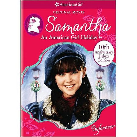 Samantha  An American Girl Holiday  10Th Anniversary    Deluxe Edition