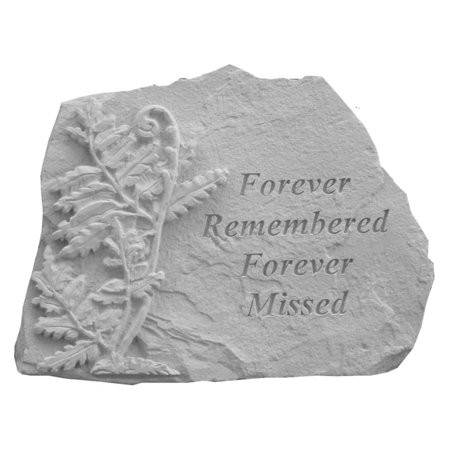 Kay Berry Forever Remembering Memorial Garden Stone