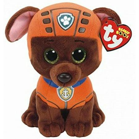 TY Beanie Boos - Paw Patrol - Zuma The Dog (Glitter Eyes) Small 6