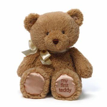 Gund My First Teddy Bear Baby Stuffed Animal, 10 - Teddy Bears Wholesale