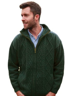 a15407af365 Product Image Traditional Irish Wool Sweater for Men