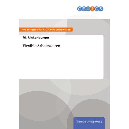 Flexible Arbeitszeiten - eBook