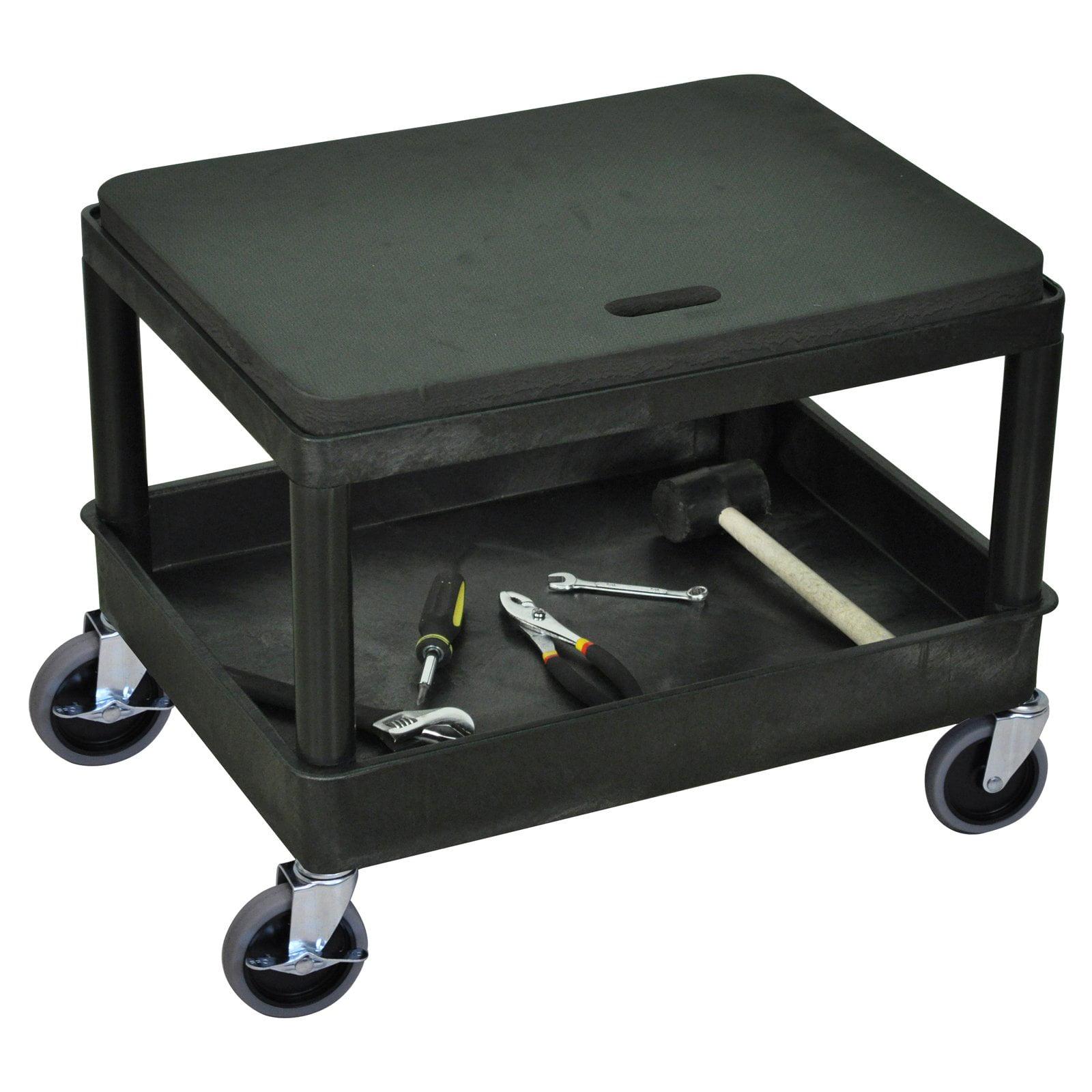 Luxor Mechanics Seat with Foam Pad