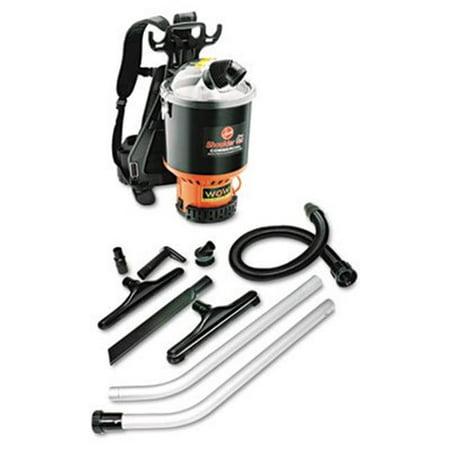 Hoover Company C2401 Backpack Vacuum, Black
