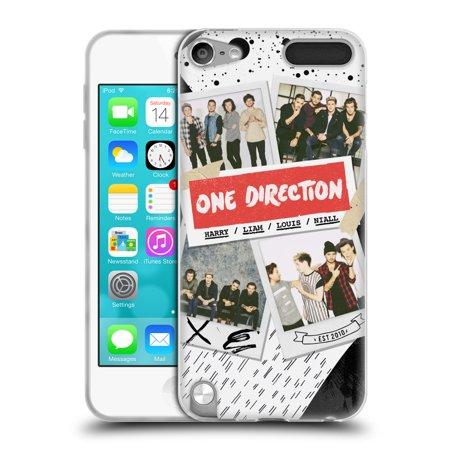 One Direction Halloween Fan Art (OFFICIAL ONE DIRECTION FAN ART DESIGNS SOFT GEL CASE FOR APPLE IPOD TOUCH)