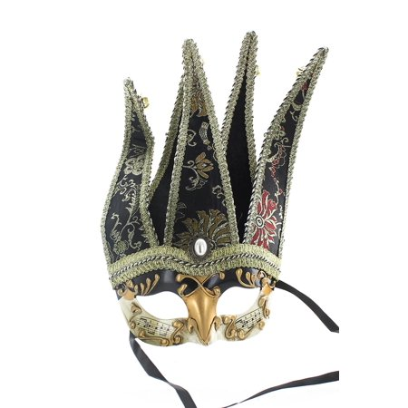 Marquee Adult Costume Mask (D Marquee Halloween)