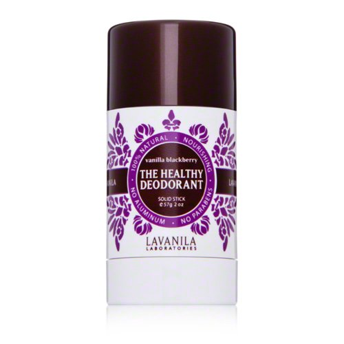 Lavanila for Women Vanilla Blackberry The Healthy Deodorant, 2 oz